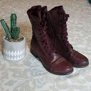 Women's fall boots